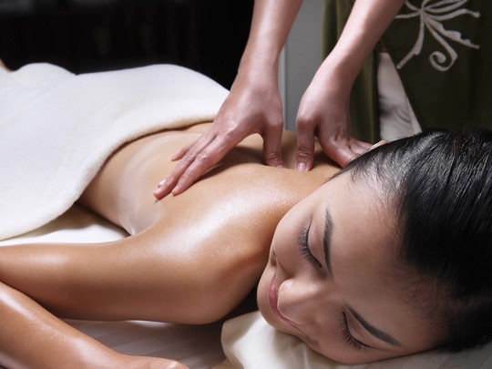 Profitez des somptueux soins du spa du Sofitel