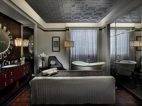 Le spa de l'hôtel 5 étoiles Sofitel Legend Metropole