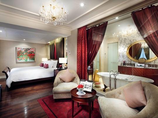 Grand Prestige Suite du Sofitel Legend Metropole