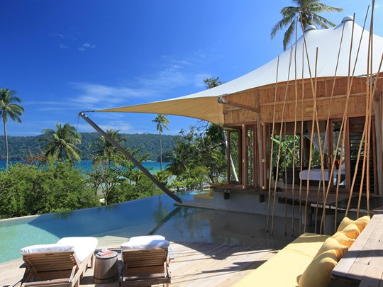 Beach Pool Villa Suite