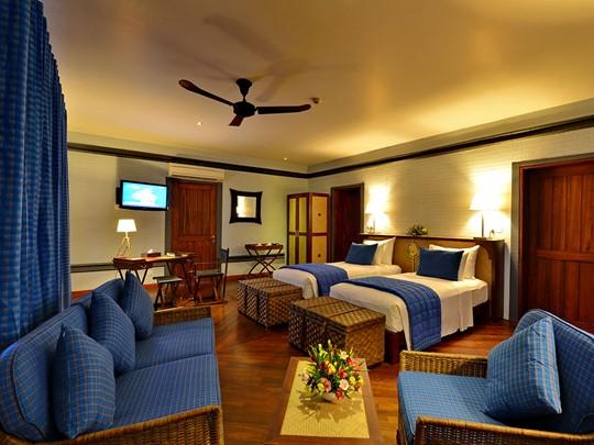 La Villa Room du Bagan Lodge