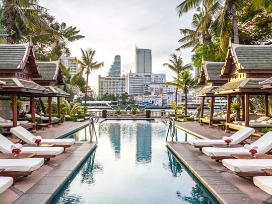 Séjournez au Peninsula Bangkok