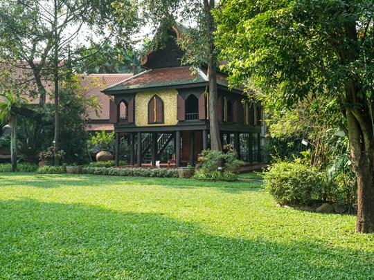 Suan Pakkad, l'ancienne résidence princière métamorphosée en un musée