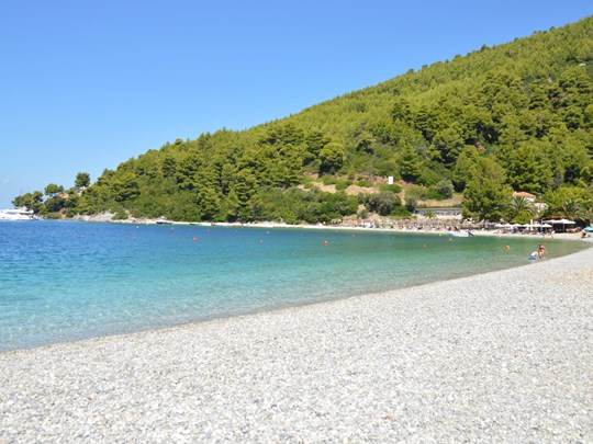 Les plages de Skopelos