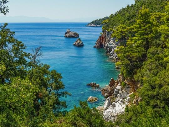 Séjour à Sporades