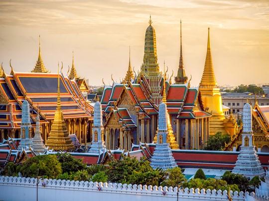 Visitez le Palais Royal, le temple le plus emblématique de Bangkok