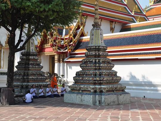 Le Wat Pho le temple le plus ancien de Bangkok