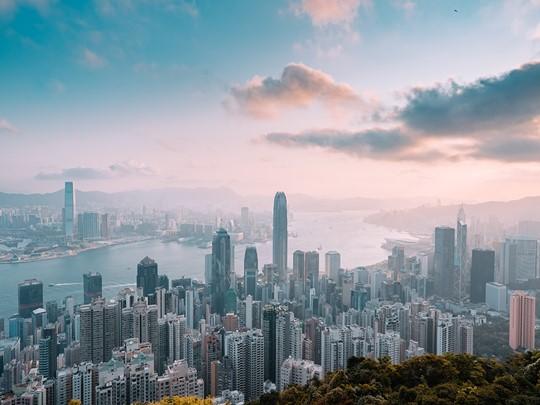 Votre troisième et dernière destination, Hong-Kong