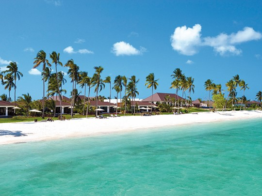 L'hôtel The Résidence Zanzibar