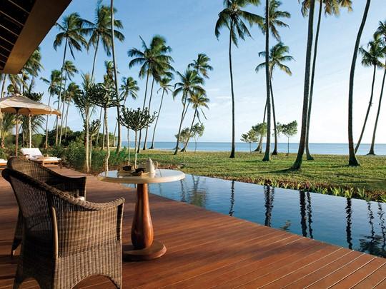 Les suites de l'hôtel The Résidence Zanzibar