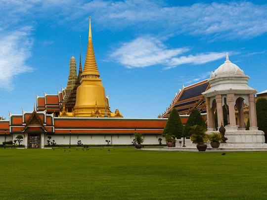 Le Wat Phra Kaeo, Bangkok