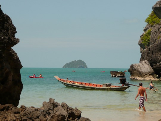 Koh Samui, ang thong national park