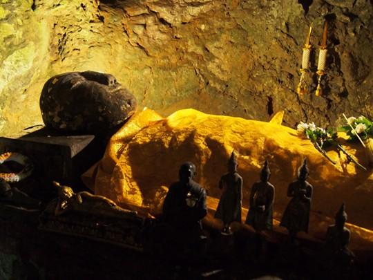Découvertes des grottes de Chiang Dao à Chiang Mai