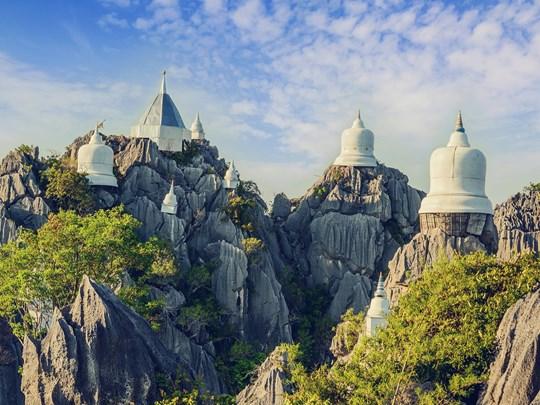 Découvrez Lampang, et ses temples des plus surprenants