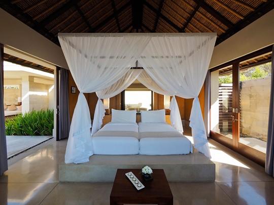 Double Pavilion Villa