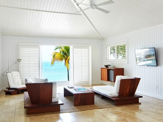 Oceanfront Master Cove Suite