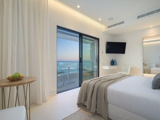 Deluxe Sea View Room Outdoor Jacuzzi®