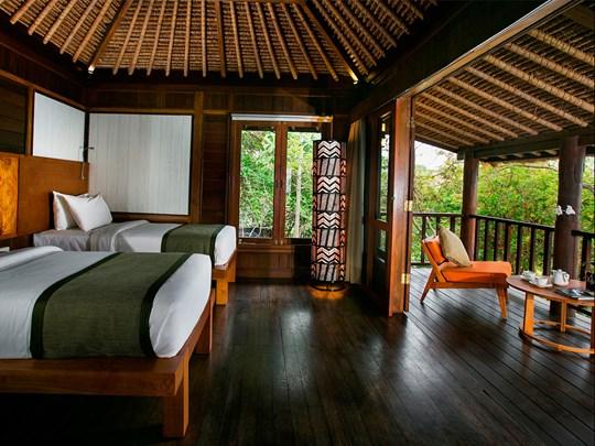The Menjangan Residence Three Bedroom