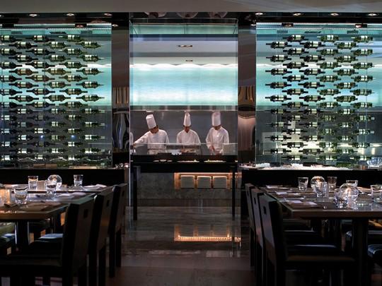 Yamm Restaurant de l'hôtel The Mira en Chine