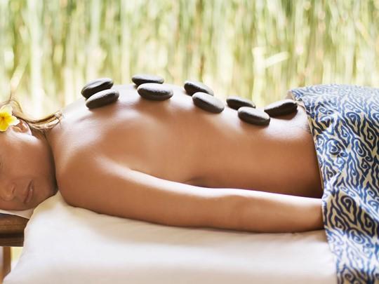 Le spa de l'hôtel 5 étoiles The Oberoi Bali