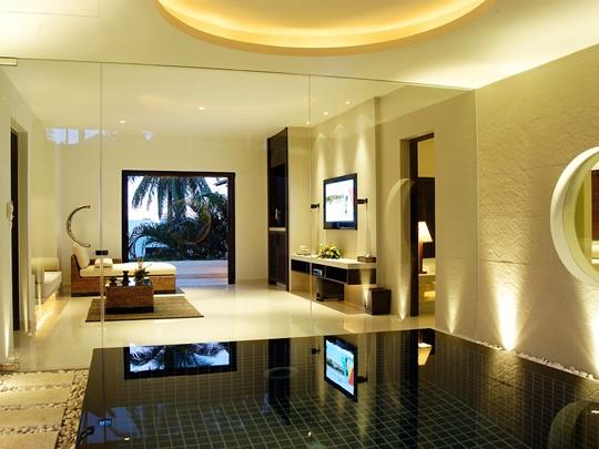 Junior Pool Suite de l'hôtel The Racha à Phuket