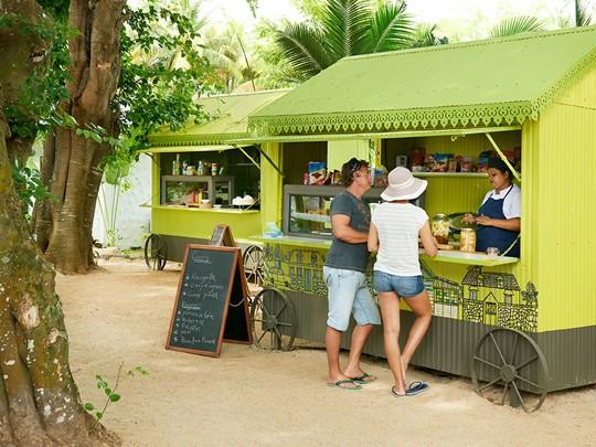 Street food au Taba-J