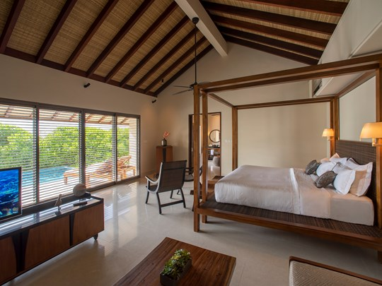 La Two Bedroom Beach Pool Villa