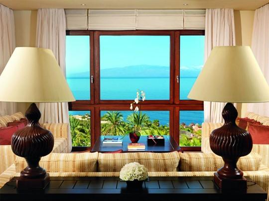 Royal Suite de l'hôtel The Ritz-Carlton Abama