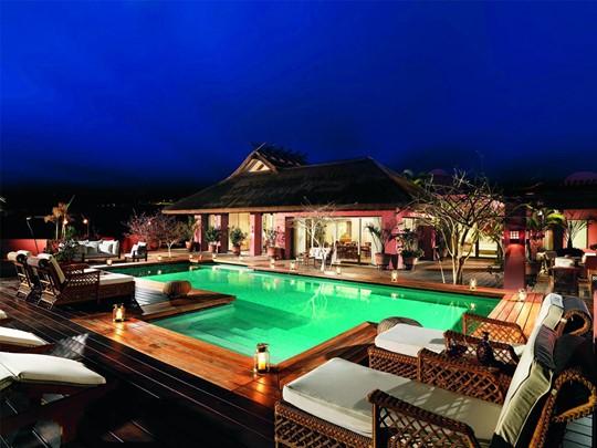 Imperial Suite de l'hôtel The Ritz-Carlton Abama