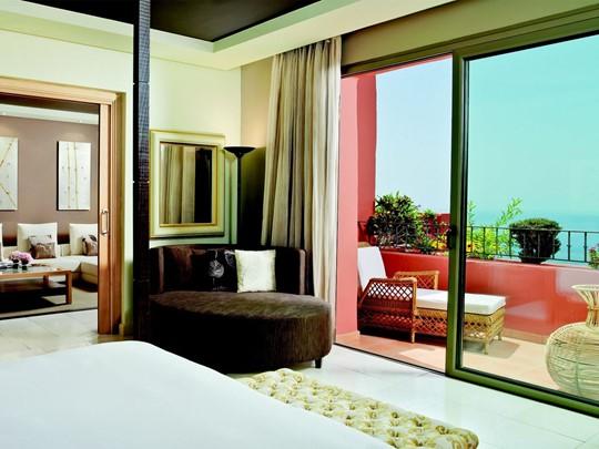 Villa 1 bedroom Suite de l'hôtel The Ritz-Carlton Abama