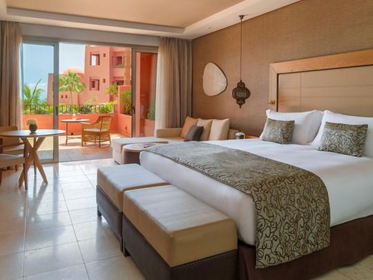 Deluxe Partial Ocean View Room