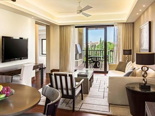 Grand Suite Garden View