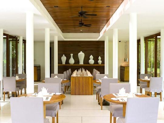 Dégustez une cuisine méditerranéenne au restaurant Ficus