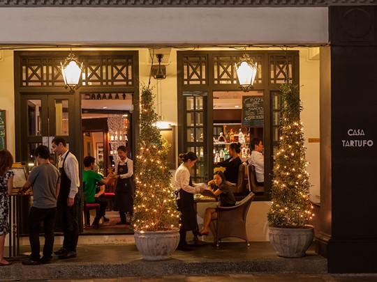 Restaurant Casa Tartufo