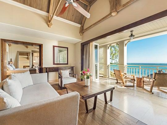 Beachfront St. Regis Grand Suite