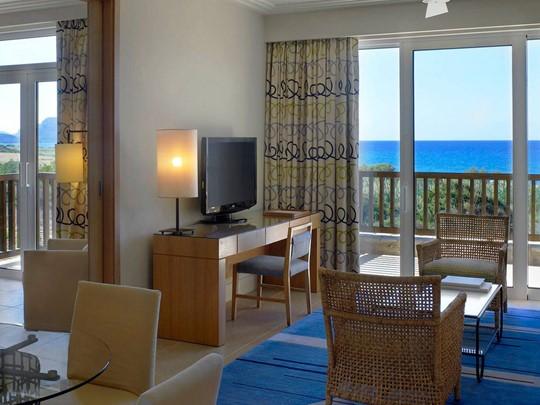 Premium Suite du Westin Costa Navarino en Grèce