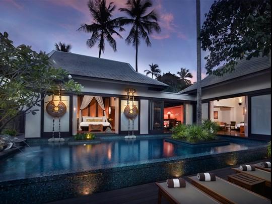 Exceptionnel Pool Pavilion à Phuket dans le très bel Anantara Mai Khao