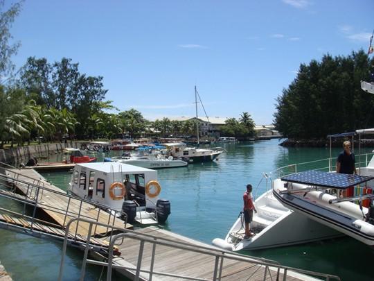 Yacht Club de Mahé