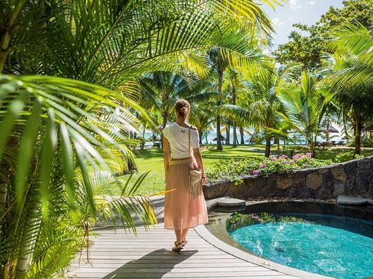 Charme tropical et confort moderne