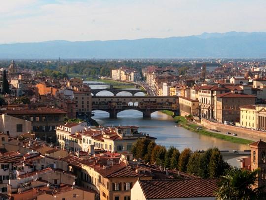 Découvrez la ville fascinante de Florence