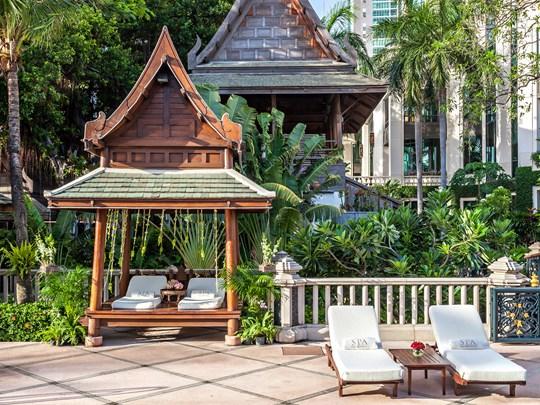Relaxez-vous après une journée de découverte de Bangkok