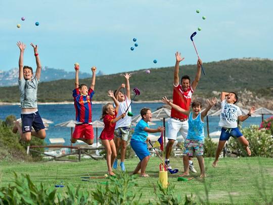 Les enfants donneront libre cours à leur esprit d'aventure avec les activités du Valle dell'Erica