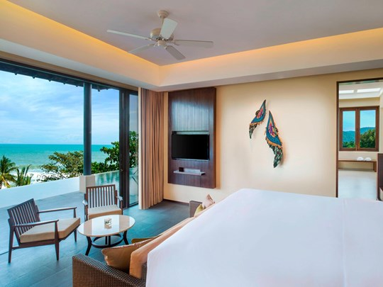Vana Belle Ocean View Pool Suite