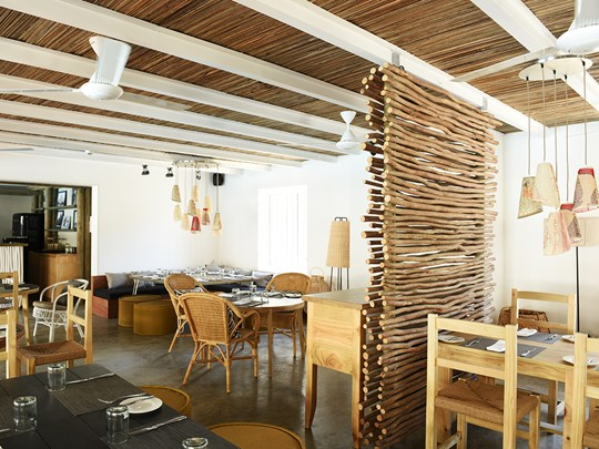 Spécialités de l'Océan Indien au restaurant Tibu