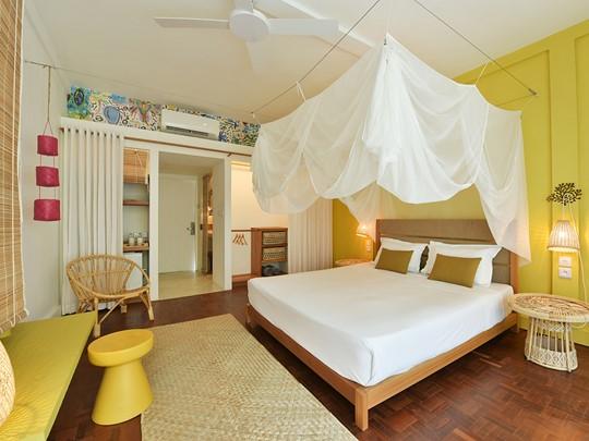 Superior Room du Veranda Tamarin à l'île Maurice