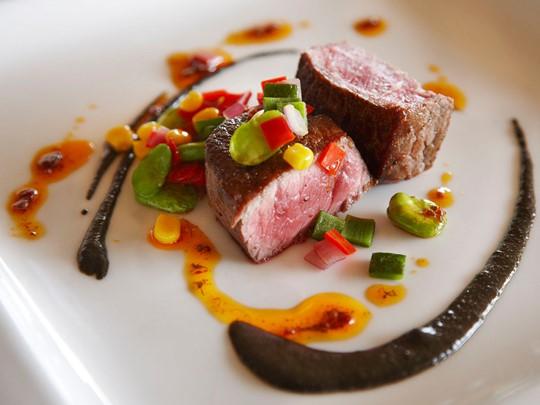 Gastronomie aux saveurs mexicaines au Viceroy Riviera Maya