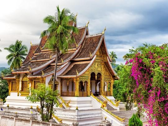Séjour à Vientiane