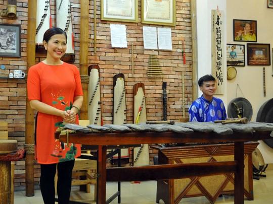 Rencontre avec des musiciens à Saigon