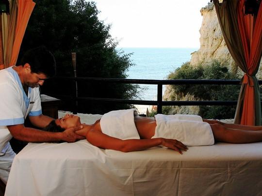 Massage relaxant au plus près de la nature