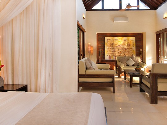 One Bedroom Premium Spa Villa